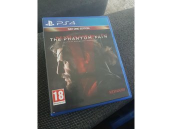PS4 Metal Gear Solid / The Phantom Pain