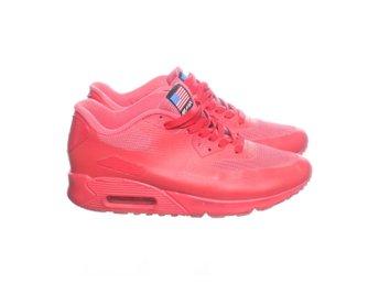 separation shoes 6585e b8723 Nike, Sneakers, Strl  44, Air Max 90 Hyperfuse QS, Röd