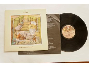 ** Genesis ‎– Selling England By The Pound **
