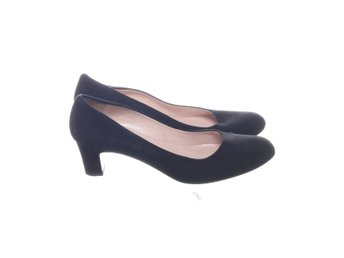 Capri Collection, Pumps, Strl: 39, Svart, Mocka