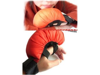 NY! Multifunctional Boxing Glove Nap Pillow för Travel