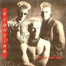 Francine - Three Cool Cats (12 MAXI EP) - NY - FRI FRAKT