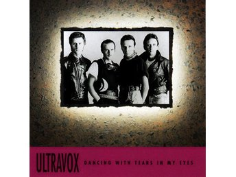 Ultravox, Dancing with tears in my eyes (CD)