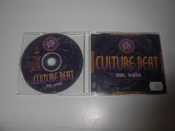 Culture Beat - Mr. Vain - Maxi