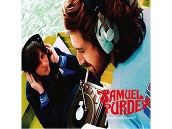 Samuiel Purdey - Musically Adrift (2009) CD, XQCF-1013, Japan/OBI, Funk/Soul - Ekerö - Samuiel Purdey - Musically Adrift (2009) CD, XQCF-1013, Japan/OBI, Funk/Soul - Ekerö