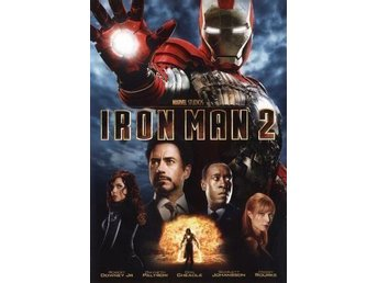 Iron Man 2 Marvel DVD - Lidingö - Iron Man 2 Marvel DVD - Lidingö
