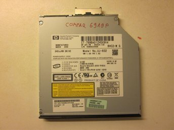 Slim DVD RW-enhet, Multibränare, Modell: UJ-832 - Knivsta - Slim DVD RW-enhet, Multibränare, Modell: UJ-832 - Knivsta