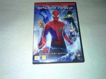 The Amazing Spider-Man 2 (Andrew Garfield, Jamie Foxx) - Ydre - The Amazing Spider-Man 2 (Andrew Garfield, Jamie Foxx) - Ydre