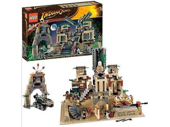Indiana Jones legotempel 7627