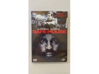 Safe House Dvd - Vårby - Safe House Dvd - Vårby