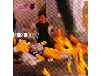 Samiam-Clumsy / CD