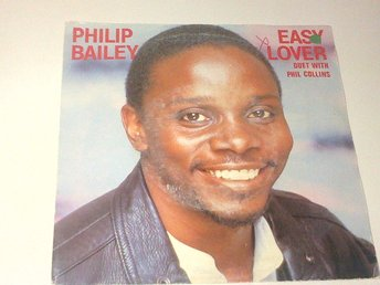 Philip Bailey Duet with Phil Collins - Easy Lover / Woman