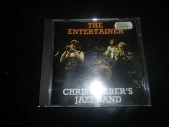 chris barbers jazzband the entertainer cd
