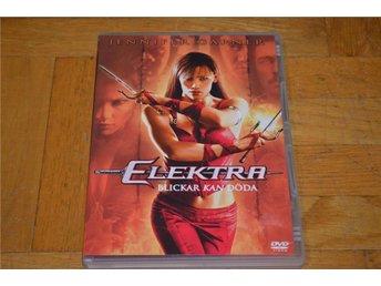 Elektra ( Jennifer Garner ) 2004 - DVD - Töre - Elektra ( Jennifer Garner ) 2004 - DVD - Töre