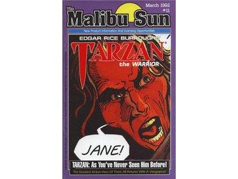 The malibu sun #11 Tarzan the warrior 1992 - Ljungby - The malibu sun #11 Tarzan the warrior 1992 - Ljungby