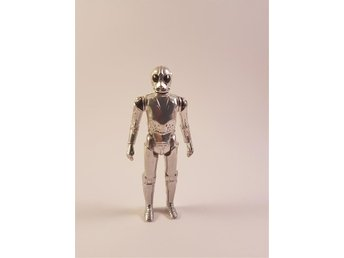 Death Star Droid, Kenner 1978 Hong Kong, bra skick