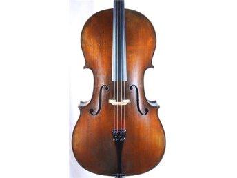 Markneukirchen cello 1900 - Stockholm - Markneukirchen cello 1900 - Stockholm