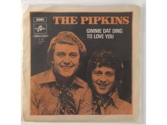 THE PIPKINS Gimme Dat Ding SWE 1970