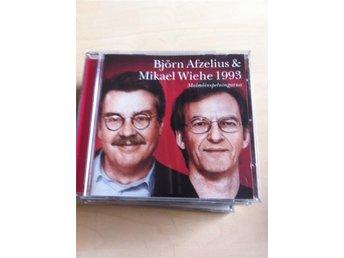 Björn Afzelius & Mikael Wiehe 1993 - Göteborg - Björn Afzelius & Mikael Wiehe 1993 - Göteborg