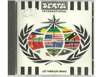 Beats international - Let the eat bingo - 1 sta skivan