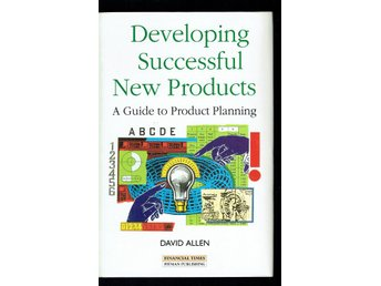 Developing successful new products (På engelska)