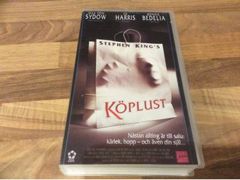köplust av Stephen King,Max von Sydow ,Ed Harris,Bonnie Bedelia
