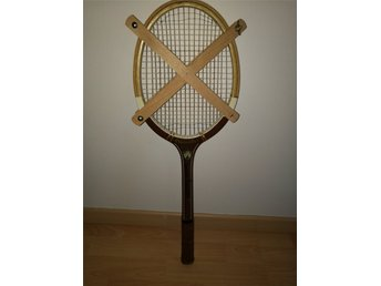 Tennisracket retro