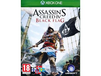 Assassins Creed 4 (XBOXONE)