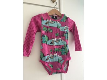 Moomin by Lindex body strl 80