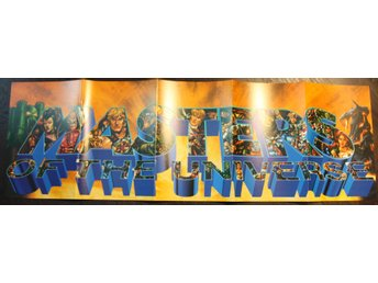 Masters of the Universe - Vol 3 Nr 1 - Convention Gatefold Cover 2004
