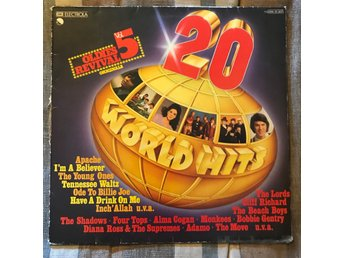 OLDIES REVIVAL ORIGINALS VOL. 5 - 20 WORLD HITS