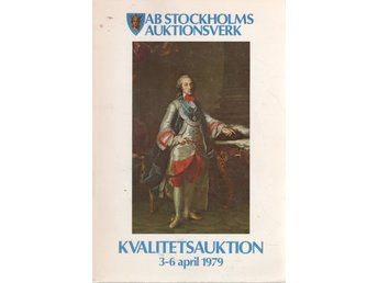 Stockholms Auktionsverk Auktion nr 65