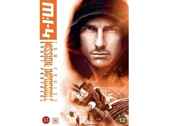 Mission impossible 4 / Ghost protocol (DVD)