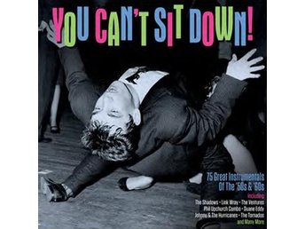 You can't sit down / 75 great instrumentals ... (3 CD)