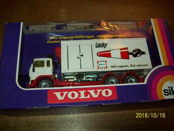 SIKU VOLVO 2916  LASTBIL MADE IN WEST GERMANY