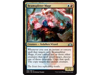 Beamsplitter Mage - Magic The Gathering