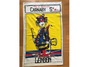 Carnaby St Westminster - vepa/bonad Lord Kitchener´s of Carnaby Street London