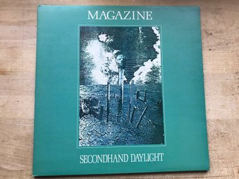 MAGAZINE - SECONDHAND DAYLIGHT LP 1979