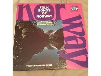 FOLK SONGS OF NORWAY
