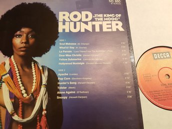 "Soul Makossa  Rod Hunter  ""the king of the moog""  Tysk soul  grym"