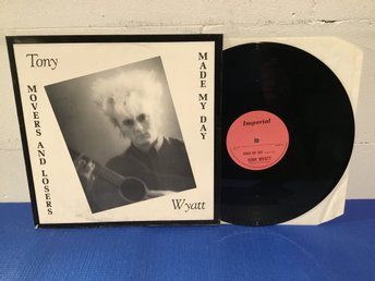 Tony Wyatt - 12? Moves And Losers/Made My Day Swe Orig-87 !!!!!