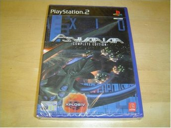 PSYVARIAR COMPLETE EDITION SONY PLAYSTATION 2 PS2 *NYTT*
