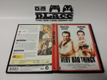Very Bad Things DVD