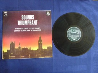 SOUNDS TRIUMPHANT,  LP, LP-SKIVA