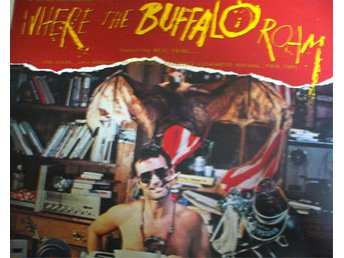 Where the buffalo roam   Vinyl-Lp