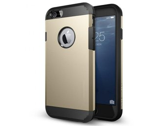 Iphone 6 4,7 Tum Tough Armor Skal Skydd Case Guld - Charlottenberg - Iphone 6 4,7 Tum Tough Armor Skal Skydd Case Guld - Charlottenberg