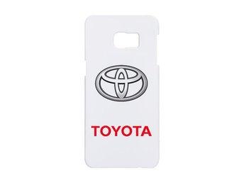 Toyota Samsung Galaxy S6 Edge Plus skal / mobilskal, Toyota present - Karlskrona - Toyota Samsung Galaxy S6 Edge Plus skal / mobilskal, Toyota present - Karlskrona