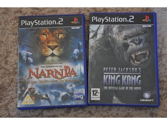 King Kong och Chronicles of Narnia: The Lion