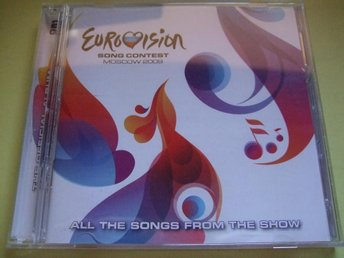 Eurovision Song Contest Moscow 2009 - 2 CD