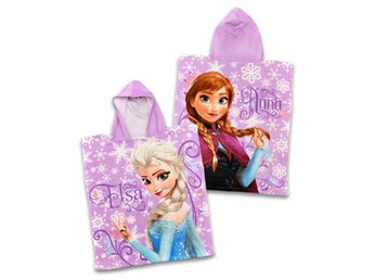 Disney Frozen badlakans poncho! Sommarens favorit! One size